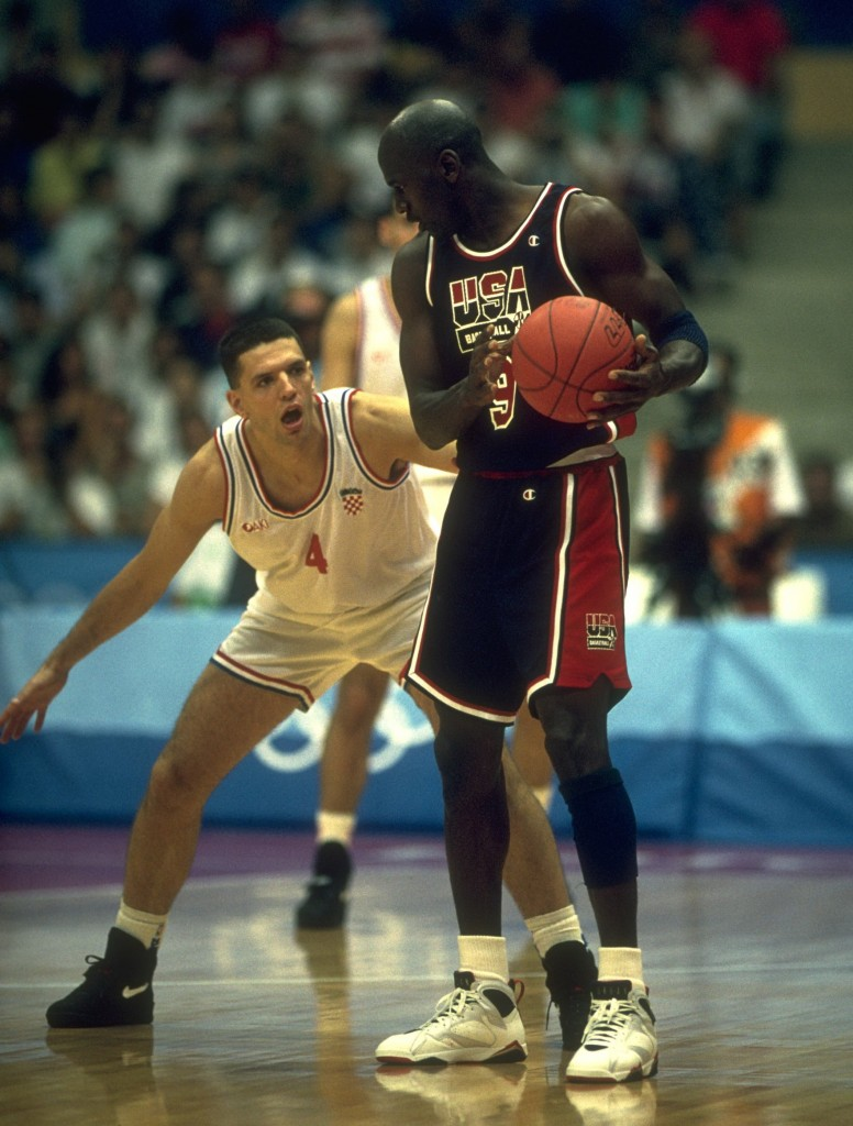 JORDAN USA BASKETBALL FINAL GOLD